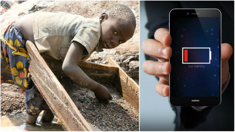 Akıllı telefon satın almak çocuk işçiliğini teşvik ediyor olabilir