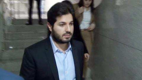 Rıza Sarraf duruşmaya katılmadı