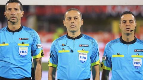 Dünya Kupası'nda 3 Türk hakem olacak