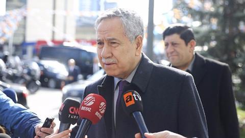 Arınç:  AK Parti ve Erdoğan'a oyun oynanıyor