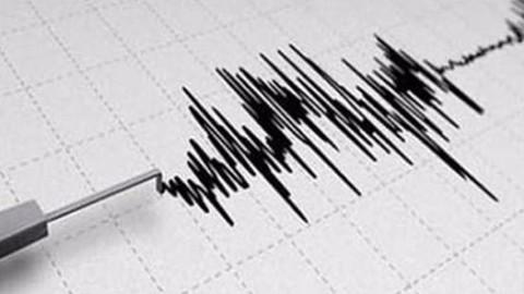 Akdeniz'de 3,6 şiddetinde deprem meydana geldi