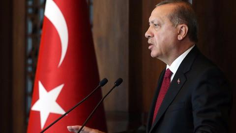 Cumhurbaşkanı Erdoğan: Fırat Kalkanı DEAŞ balonunu söndürdü
