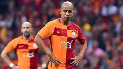 Feghouli devre arası ayrılıyor iddiası