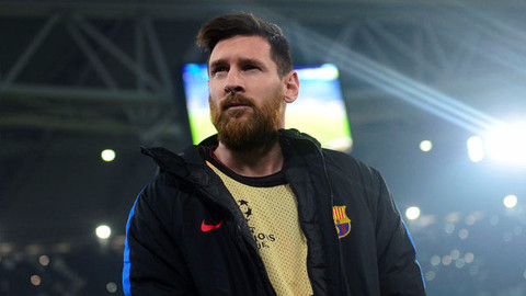 Messi sezon sonu Barcelona'dan ayrılıyor