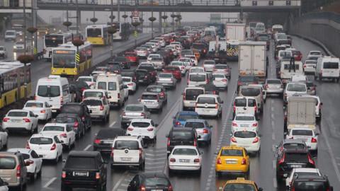 Trafik akışını polisler değil akıllı sistemler sağlayacak