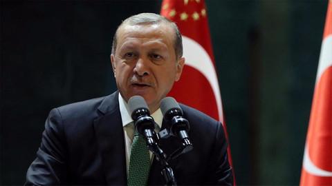 Erdoğan: Kimse benim adıma ahkam kesmesin