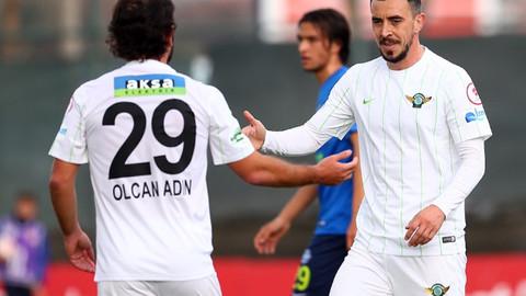 Akhisarspor, Ankara'daki ilk maçtan galip ayrıldı