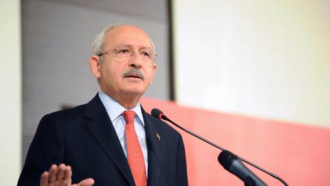 AYM'den Kılıçdaroğlu'na ret