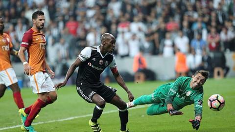 Beşiktaş Galatasaray karşısında bir ilkin peşinde