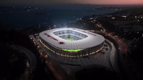 """Vodafone Park,  İspanya'da """"yılın projesi"""" seçildi"""