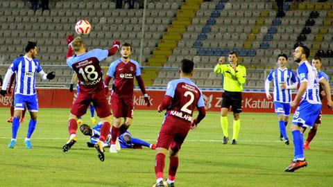 Trabzonspor, Erzurumspor'u 4-0 mağlup etti