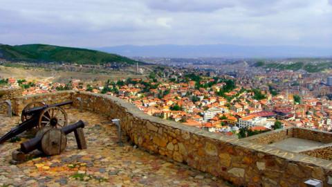 Kastamonu Türk Dünyası Kültür Başkenti oldu