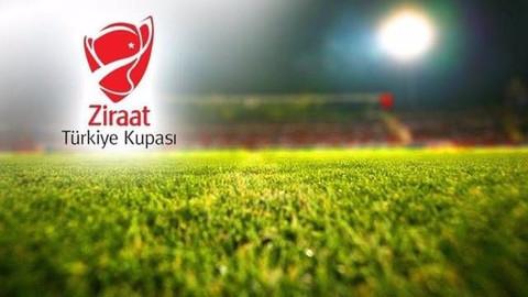 Ziraat Türkiye Kupası'nda ikinci maçların programı