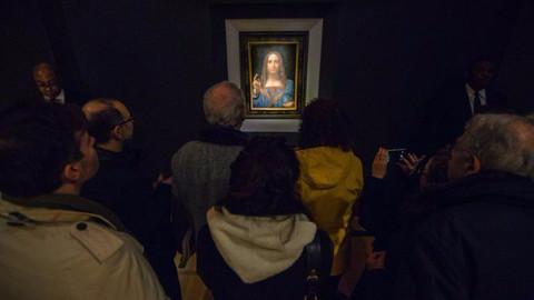 Leonardo da Vinci'nin tablosunu Suudi Arabistan Prensi Salman mı aldı?