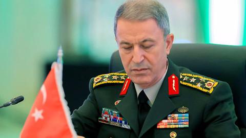 ABDli komutanlar, yarın Genelkurmay Başkanı Akar ile görüşecek