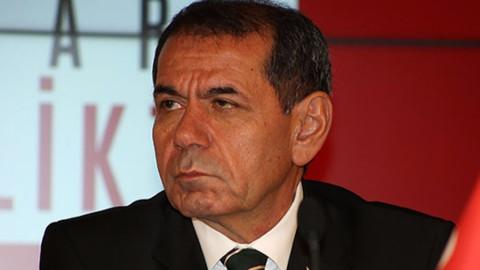 Başkan Özbek: Beni düşman gibi görmelerine üzülüyorum