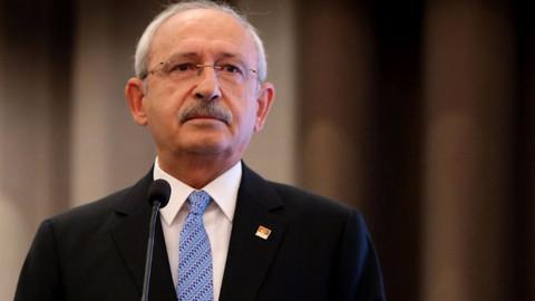 Kılıçdaroğlu, Soylu hakkında suç duyurusunda bulundu