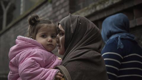 Türkiye'deki Suriyeliler için AB'den 700 milyon Euro'luk yardım