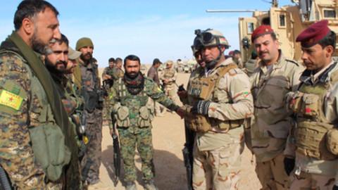 SDG ve Irak ordusu sınır güvenliği konusunda anlaştı