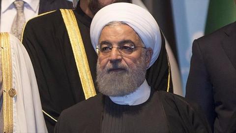 Ruhani: Müslüman ülkelerin her biriyle iş birliğine hazırız