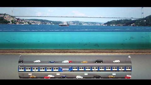 İstanbul Tüneli projesinde değişikliğe gidildi