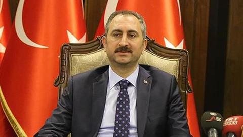 Bakan Gül: Adliye hizmetleri için çok güçlü yatırımlar yapıldı
