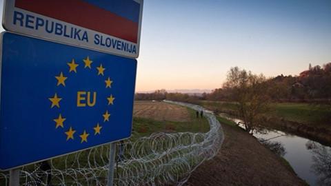 Avrupa'da sınırlar değişti