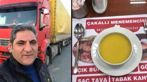 CHP'li vekil TIR'la İstanbul'dan Ankara'ya gidiyor
