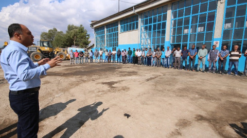 Son dakika... Konya Beyşehir Belediyesi'ne 168 taşeron işçi başvurdu