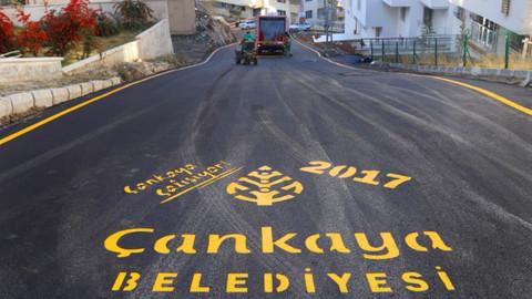 Son dakika Ankara Çankaya'da belediye sınırlarını aştı