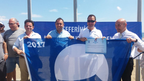 Son Dakika Ankara'da Mavi Bayrak Ödülüne aday plaj ve marinalar belirleniyor