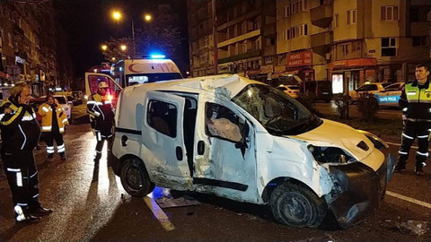 Son dakika! Samsun'da trafik kazası: 1 ölü, 2 yaralı