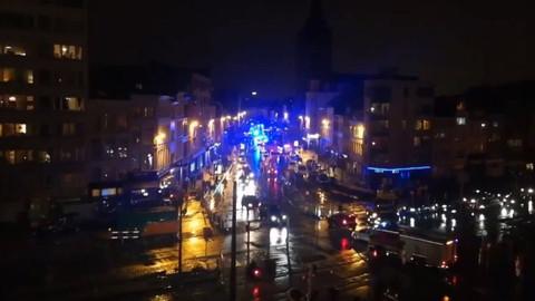 Belçika'da patlama meydana geldi: Çok sayıda yaralı var