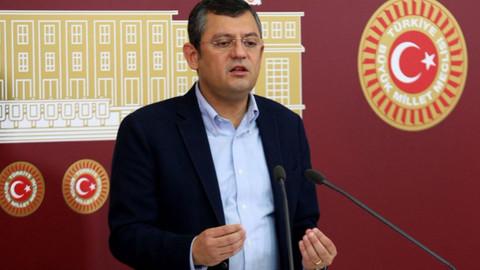 Son dakika Ankara haberleri CHP'li Özgür Özel'den cumhurbaşkanı açıklaması