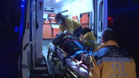 Son dakika... Ankara'da trafik kazası: 7 yaralı