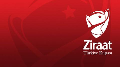 Ziraat Türkiye Kupası'nda çeyrek final ve yarı final kurası çekildi
