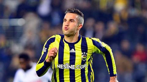 Fenerbahçe'de Van Persie dönemi sona erdi
