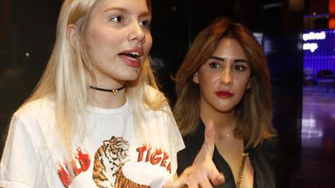 Aynur Aydın: Aleyna gelince sütyen takıyorum, çünkü…