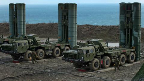 Çin fırtınaya yakalanan S-400'leri Rusya'ya iade etti