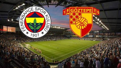 Fenerbahçe evinde Göztepe'yi 2-1 mağlup etti