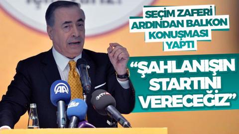 Galatasaray'ın yeni başkanı Mustafa Cengiz oldu
