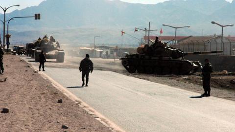 Son dakika Suriye haberleri.. Afrin operasyonu dolayısıyla sınırda özel güvenlik bölgesi uygulanıyor
