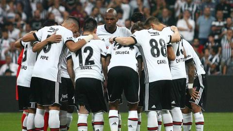 Antalyaspor ve Beşiktaş'ın ilk 11'leri belli oldu