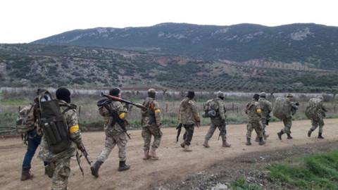 Afrin Zeytin Dalı Harekatı'nda daha önce hiç görmediğiniz kareler