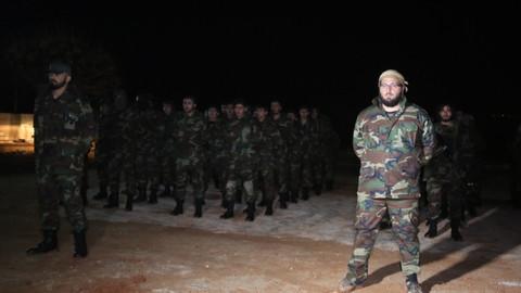 Son dakika Afrin haberleri... Özgür Suriye Ordusu (ÖSO) 4 köyün kontrolünü sağladı