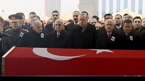 Erdoğan:  ÖSO ile birlikte zafere ulaşacağız