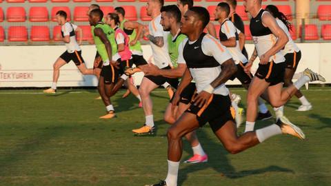 Galatasaray Osmanlıspor için hazırlanıyor! Galatasaray haberleri