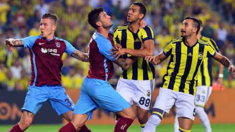 Son dakika Trabzonspor maçına Fenerbahçe taraftarı alınmayacak!