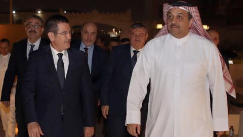 Son dakika Afrin haberleri... Katar'dan Türkiye'ye destek mesajı!