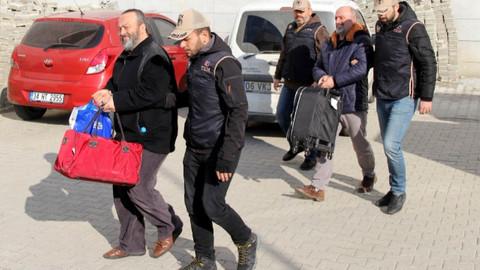 Son dakika! Samsun'da FETÖ'nün 2 mahrem imamı tutuklandı